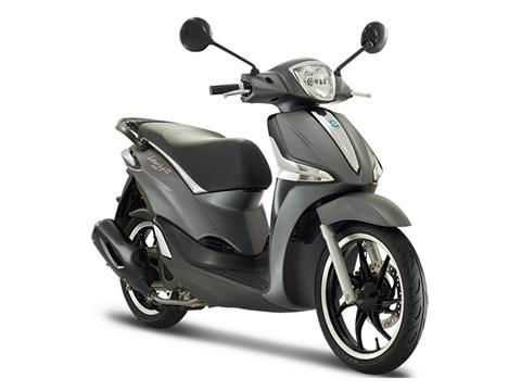 2019 Piaggio Liberty S 150 in Woodstock, Illinois