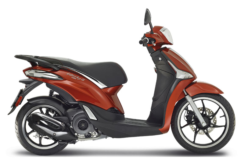 2019 Piaggio Liberty S 150 in West Chester, Pennsylvania
