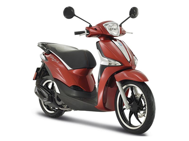 2019 Piaggio Liberty S 150 in Bellevue, Washington