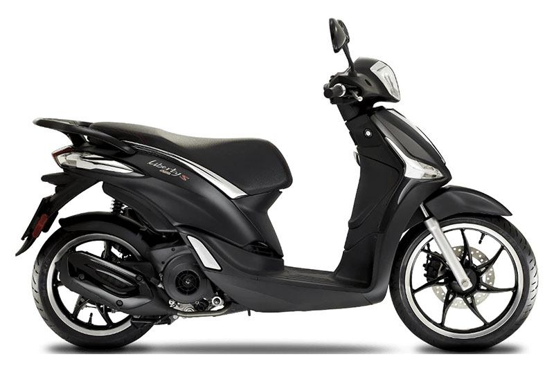 2020 Piaggio Liberty S 150 in New Haven, Connecticut