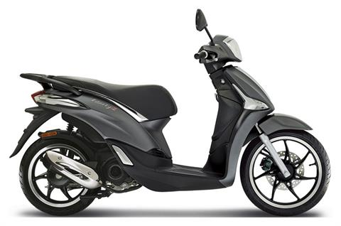 2020 Piaggio Liberty S 50 in Bellevue, Washington