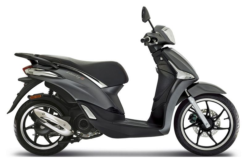 2020 Piaggio Liberty S 50 in Woodstock, Illinois