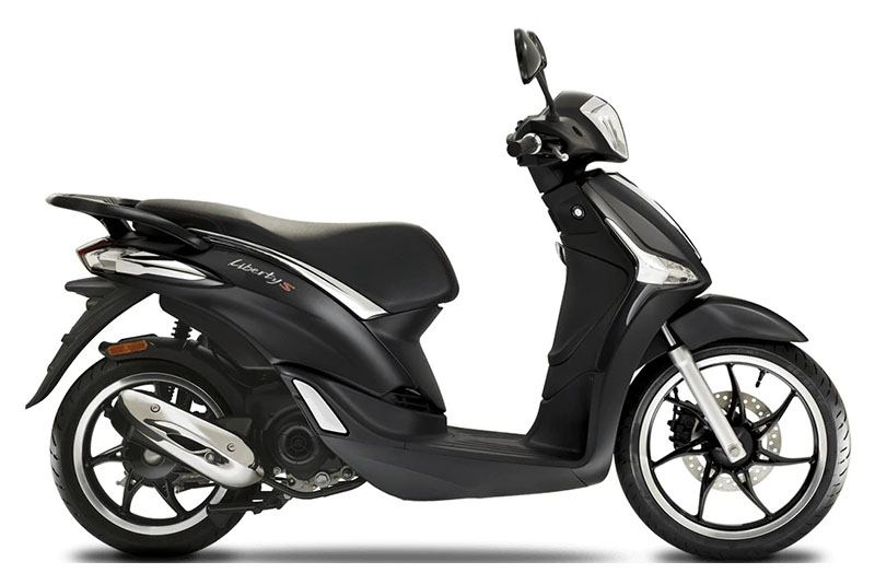 2020 Piaggio Liberty S 50 in Shelbyville, Indiana