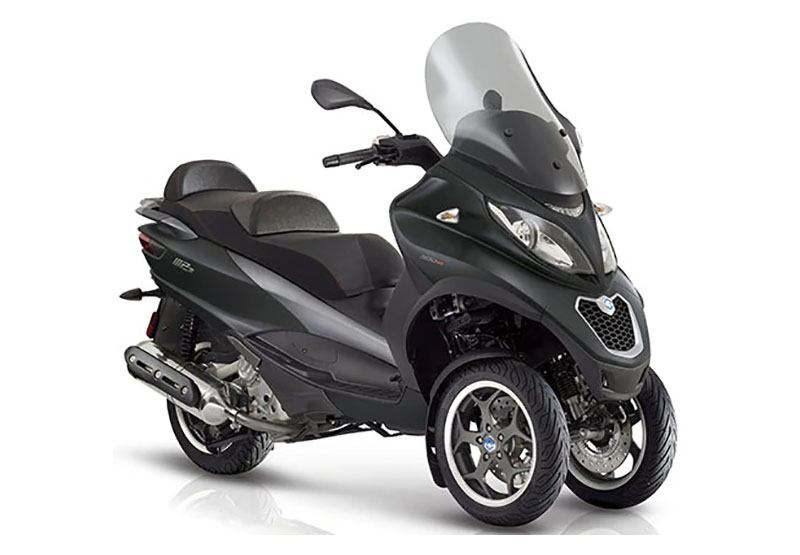 2020 Piaggio MP3 Sport 500 HPE in Downers Grove, Illinois - Photo 2