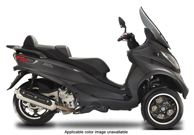 2020 Piaggio MP3 Sport 500 HPE in Bellevue, Washington