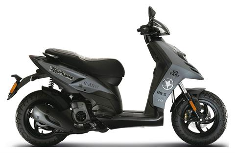 2020 Piaggio Typhoon 125 in Elk Grove, California