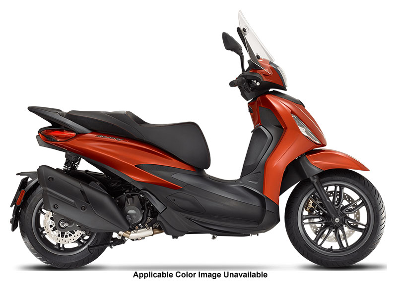 2022 Piaggio Beverly 400 S Euro 5 in Greensboro, North Carolina
