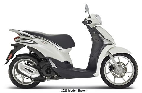 2021 Piaggio Liberty 150 in Elk Grove, California