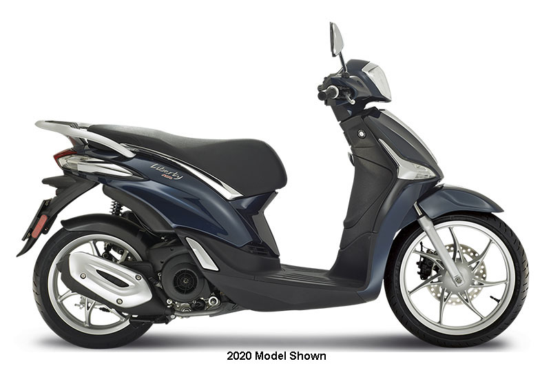 2021 Piaggio Liberty 150 in Francis Creek, Wisconsin