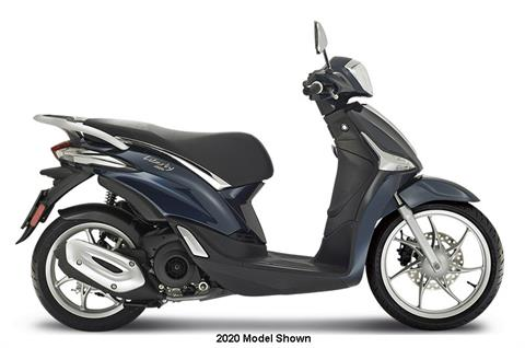 2021 Piaggio Liberty 150 in Ferndale, Washington