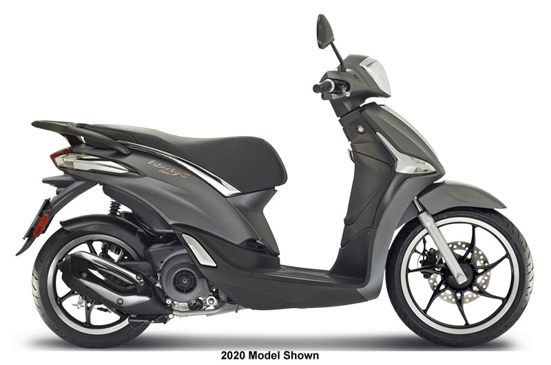 2021 Piaggio Liberty S 150 in Ferndale, Washington