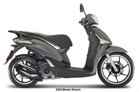 2021 Piaggio Liberty S 150 in Woodstock, Illinois