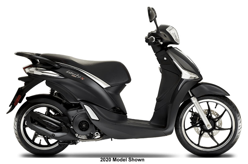 2021 Piaggio Liberty S 150 in Pelham, Alabama