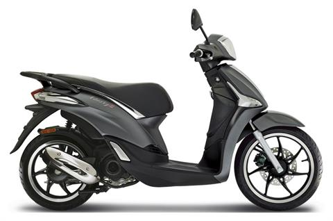 2021 Piaggio Liberty S 50 in New Haven, Connecticut