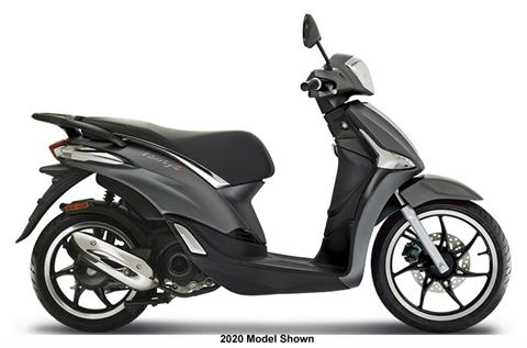 2021 Piaggio Liberty S 50 in Elk Grove, California