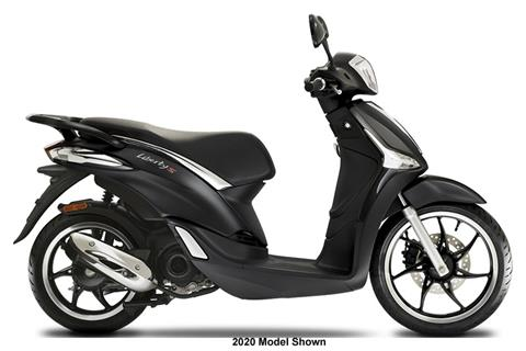 2021 Piaggio Liberty S 50 in Greensboro, North Carolina
