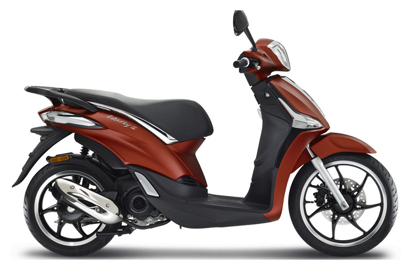 2021 Piaggio Liberty S 50 in White Plains, New York