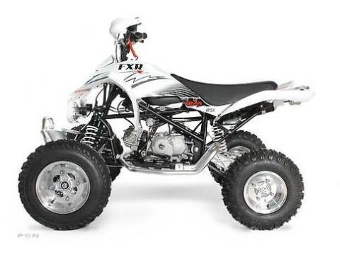 2012 Pitster Pro FXR 90R Mini ATV in Portland, Oregon