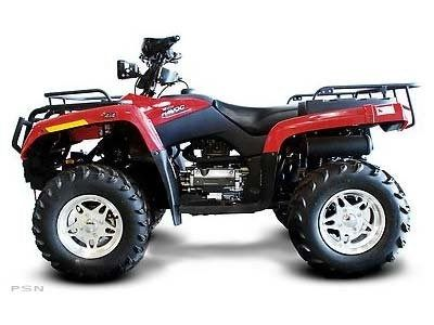 2012 Pitster Pro V Line Havoc 400 ATV in Portland, Oregon