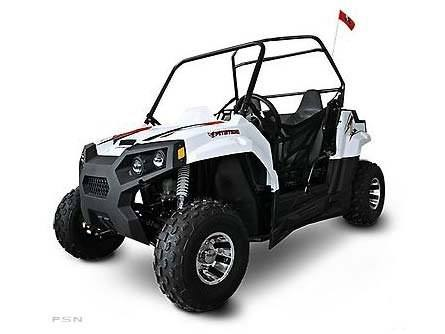 2012 Pitster Pro Double X 150 Mini UTV in Portland, Oregon
