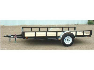 2006 PJ Trailers Single Axle in Acampo, California