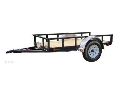 2007 PJ Trailers 48 in. Utility in Elk Grove, California
