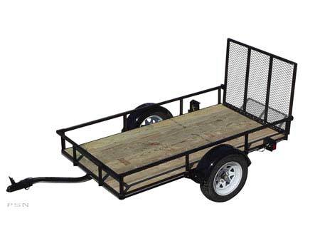 2007 PJ Trailers 50 in. Light Utility in Kansas City, Kansas