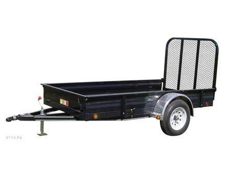 2007 PJ Trailers 60 in. All-Steel Utility in Acampo, California