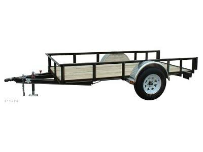 2007 PJ Trailers 60 in. Utility in Kansas City, Kansas