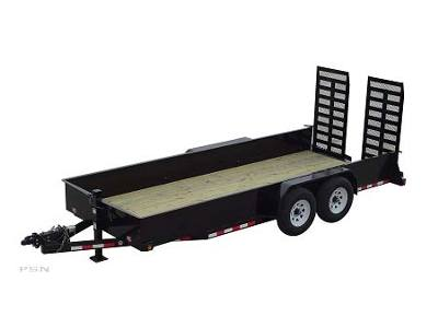 2007 PJ Trailers 81 in. Super Duty Utility in Acampo, California