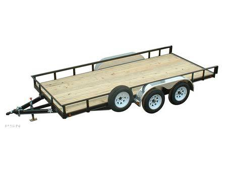 2007 PJ Trailers 83 in. Utility in Acampo, California