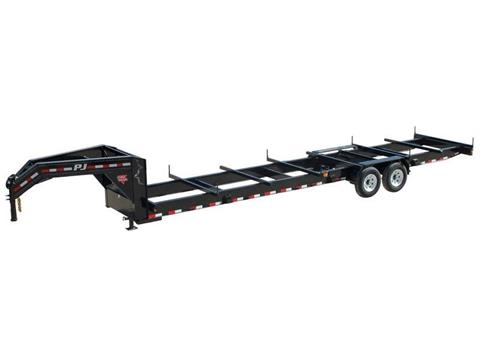 2016 PJ Trailers Pipe Hauler (PT) in Kansas City, Kansas