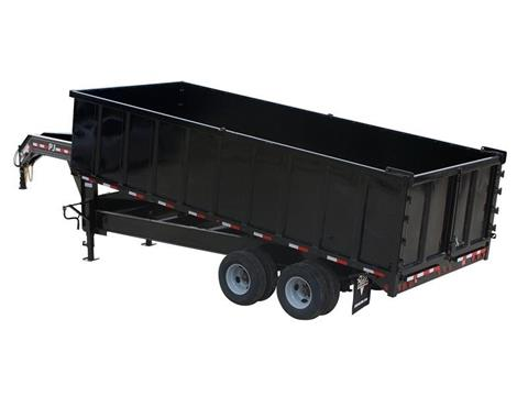 2016 PJ Trailers Tandem Dual Dump (DD) in Kansas City, Kansas