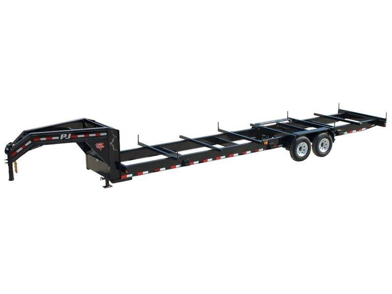 2017 PJ Trailers Pipe Hauler (PT) in Kansas City, Kansas