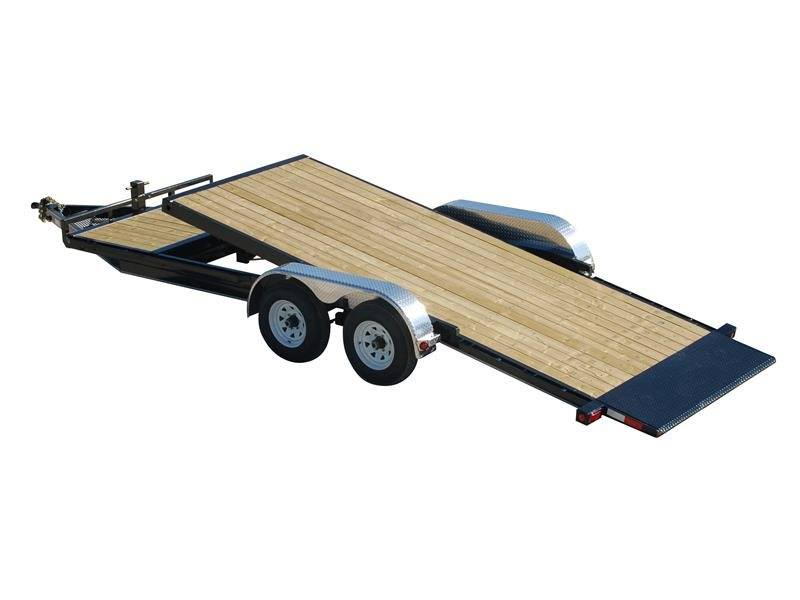2017 PJ Trailers 5 in. Channel Tilt Carhauler (T5) in Elk Grove, California