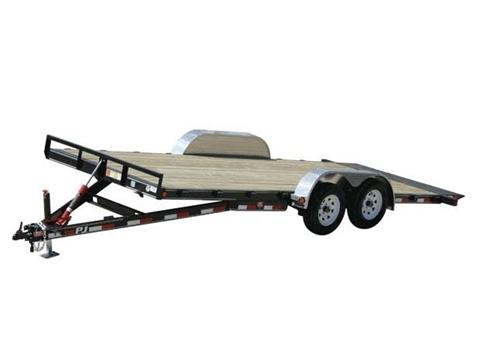 2017 PJ Trailers 83 in. Manual Tilt (TM) in Elk Grove, California
