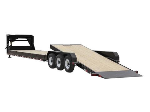 2017 PJ Trailers 8 in. Channel Tilt (T7) in Elk Grove, California
