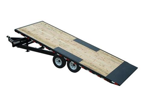2017 PJ Trailers Deckover Tilt (T8) in Kansas City, Kansas