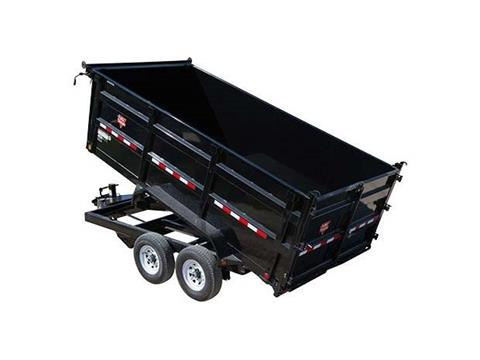 2017 PJ Trailers 83 in. High Side Dump (DH) in Kansas City, Kansas