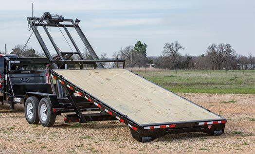 2017 PJ Trailers Rollster (Deck) Roll Off Dump (DR) in Kansas City, Kansas