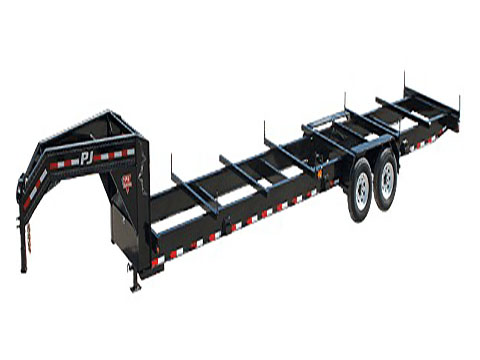 2018 PJ Trailers Pipe Hauler (PT) in Saint Johnsbury, Vermont