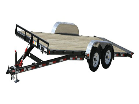 2018 PJ Trailers 83 in. Manual Tilt (TM) in Paso Robles, California