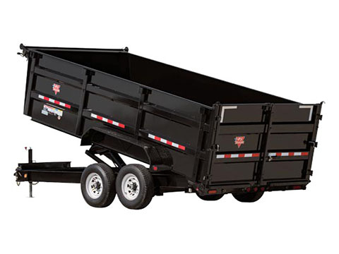 2018 PJ Trailers 83 in. Low Pro XL High Side Dump (DK) in Kansas City, Kansas