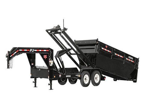 2018 PJ Trailers Rollster (Deck) Roll Off Dump (DR) in Acampo, California