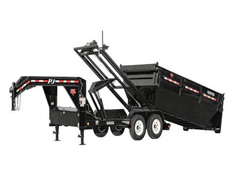 2019 PJ Trailers Rollster (Deck) Roll Off Dump (DR) in Hillsboro, Wisconsin