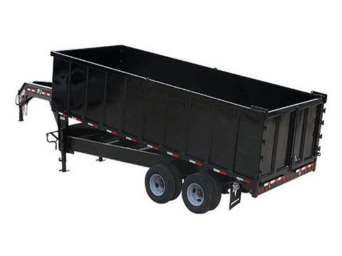 2019 PJ Trailers Tandem Dual Dump (DD) 16 ft. in Saint Johnsbury, Vermont