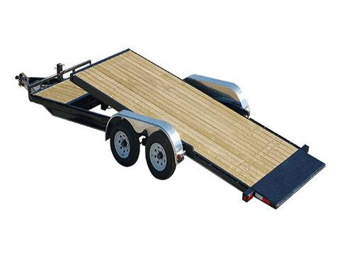 2019 PJ Trailers 5 in. Channel Tilt Carhauler (T5) 22 ft. in Hillsboro, Wisconsin