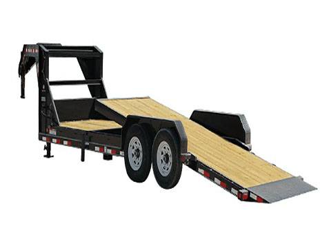 2019 PJ Trailers 6 in. Channel Equipment Tilt (T6) 24 ft. in Kansas City, Kansas