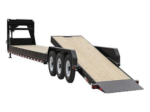 2019 PJ Trailers 8 in. Channel Tilt (T7) 32 ft. in Kansas City, Kansas