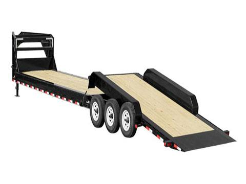 2020 PJ Trailers HD Equipment Tilt 8 in. Channel (TK) 16 ft. in Acampo, California